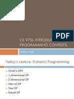 04 Dynamic Programming