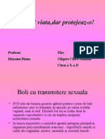 PREZENTARE BTS&Metode Contraceptive