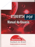 Manual Do Usuario SUNTECH  ST300 340