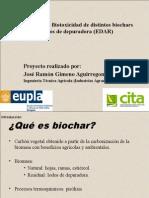 Evaluación de Toxicidad de Distintos Biochars Derivados de Lodos