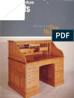 6589224 Bricolage Best of Fine Woodworking 1991 Traditional Furniture Projects
