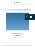 IV Voice Over Script Collection