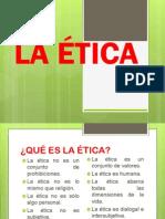Objeto y Metodos de La Etica