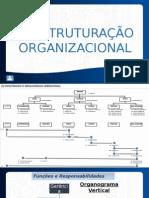 (08) REESTRTURAÇÃO ORGANIZACIONAL