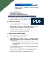 Requerimiento de TI (KPMG) 2014