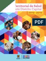 Plan Territorial de Salud 2013