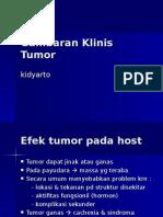 Gambaran Klinis Tumor