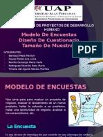 Modelo de encuestas Cuestionario Tamaodemuestra 120519204120 Phpapp02
