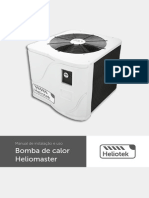 Manual Bomba Calor Heliomaster