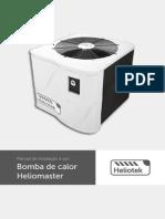 Manual Bomba Calor Heliomaster