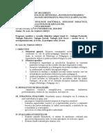 Programa Analitica Didactica Religiei 2014 2015