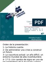 Foro Hinterlaces. Presentación Juan Triana Cordoví