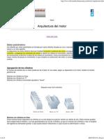 Estudio Del Motor_ Arquitectura