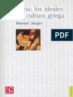 Jaeger - Paideia [Selección Sobre Gorgias]