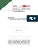 Adamovsky Ezequiel Historia de La Clase Media Argentina Reseña