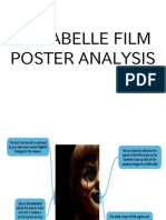 Annabelle Film Poster Powerpoint