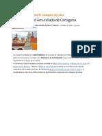 Actividades en Cartagena de Indias
