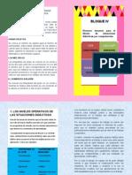 diversos insumos para el diseño de situaciones didacticas