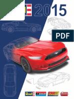 2015 Revell Catalog