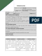 Planificación de La Clase - Tercero Medio - Clase n1