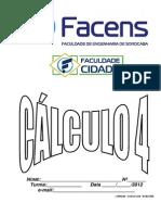 Apostila de Cálculo IV