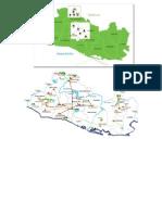Artesanias y Lagos y Lagunas de El Salvador