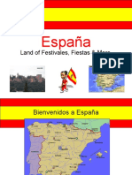 Land of Festivales, Fiestas & More