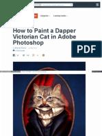Paint a Dapper Victoria