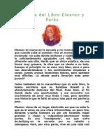 Reseña Del Libro Eleanor y Parks