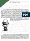 Ciudadania y Política Unidad 1 2015