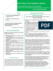 Transfer Pricing Event - Final Brochure