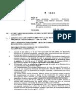Instrucciones Remuneraciones Personal Docente y No Docente
