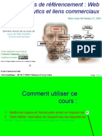 Cours Refer en Cement Web Analytics