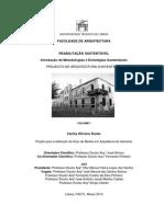 Dissertação Reabilitação Sustentavel