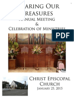Annual Meeting 2015 Christ Church