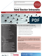 Public & Third Sector Intranets