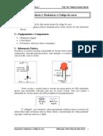 Experiencia1Resistores e Código de Cores (1).doc