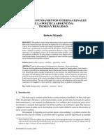 Sobre Los Fundamentos Internacionales De La Política Argentina