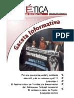 Gaceta Vanética 01-07-14