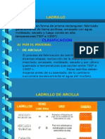 Procemientos Constructivos en Albanileria