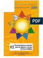 002 Recomendaciones Generales P3000 2013(1)