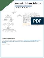 Optik Geometri Dan Alat Optik Edited to Blog