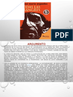Análisis Literario de La Obra TODAS LAS SANGRES 2015
