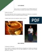 TRAJE TIPICO, COMIDA Y COSTUMBRES DE CADA DEPARTAMENTO.docx
