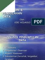 Pengolahan, Penyajian & Analisa_data (1)