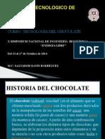 1. Chocolate