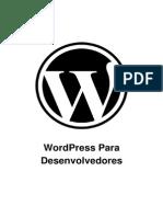 Wordpress Para Desenvolvedores