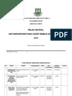 Pelan Operasi & Taktikal TKRS 2015