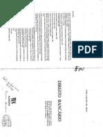 Direito Bancario - Doutor Calvao