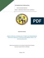 Implicacion de La Entrada de Ca2mas Regulada Por Depositos Intracelulares en La Senalizacion Mediada Por Ca2mas Enovocitos de Raton
